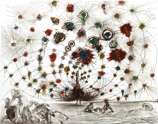 """""""Argus"""" by Salvador Dali"""